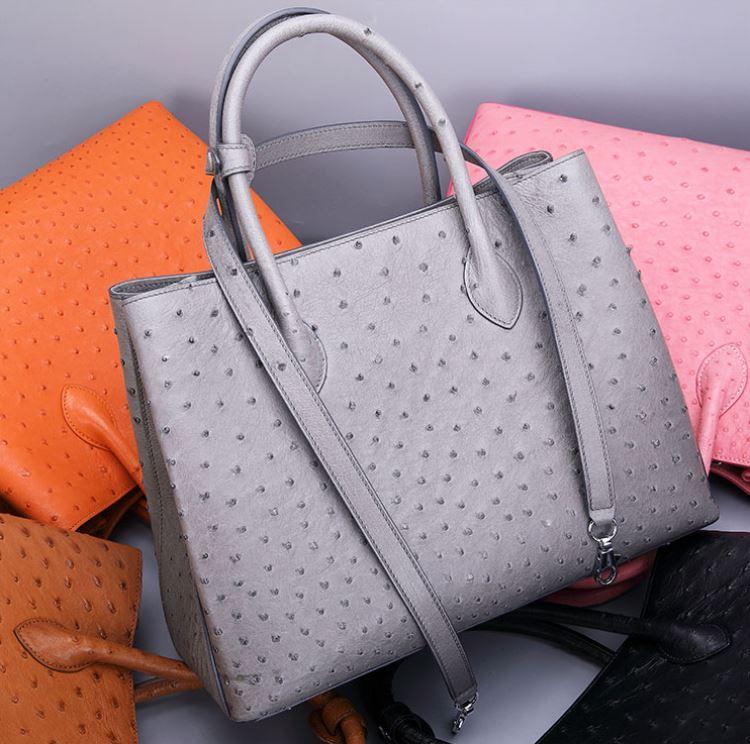 Ostrich Handbags-Summer Fashion Trends