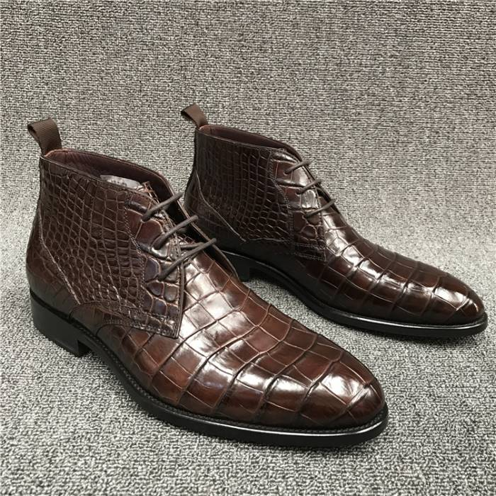 The Right Alligator Skin for Boots