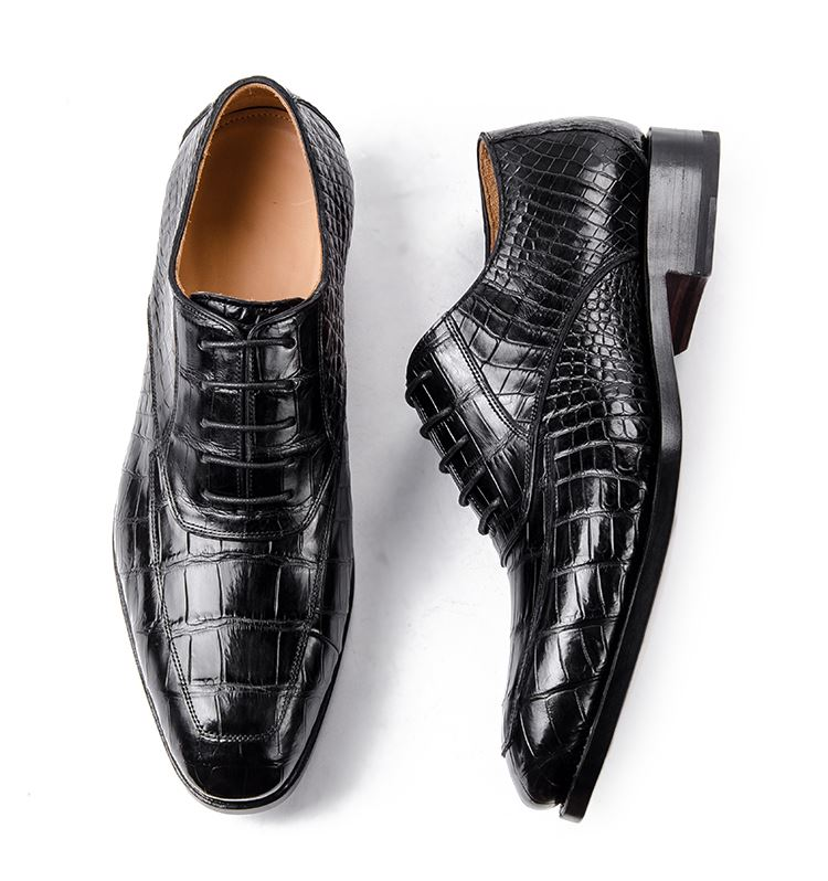 The Right Alligator Skin for Shoes