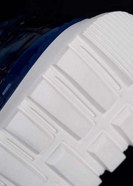 Alligator Leather Walking Sneakers-Sole