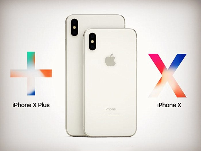 iPhone X Plus and iPhone X