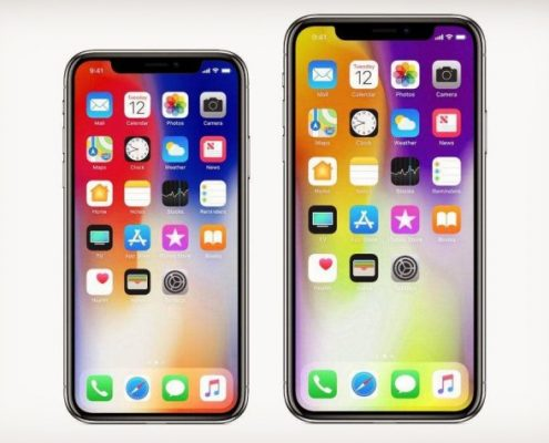 iPhone X Plus and iPhone X2