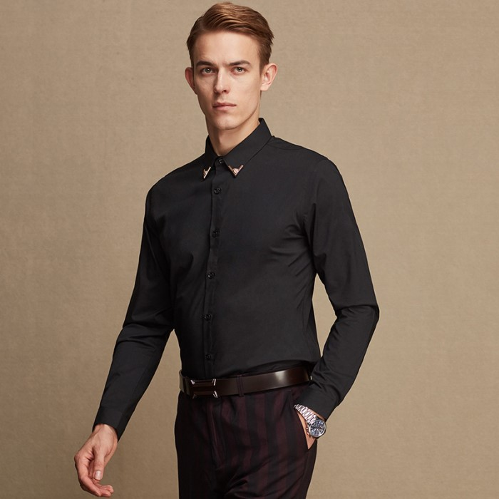 Business Fashion Tips-Mens Shirts