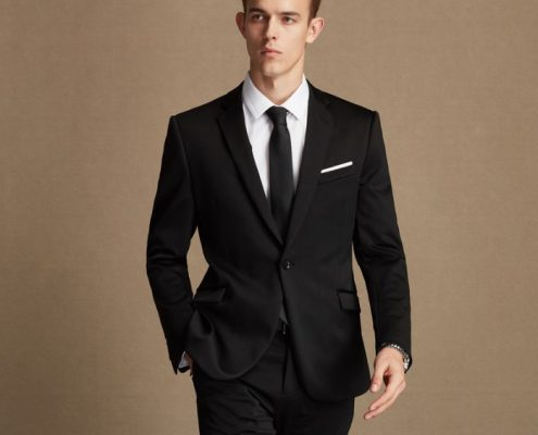 Business Fashion Tips-Mens Suit
