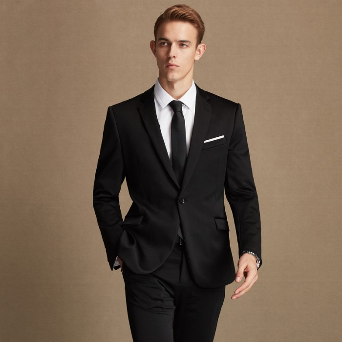 Business Fashion Tips-Mens Suit