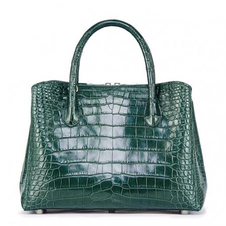Classic Alligator Leather Tote Handbags Purses Shoulder Satchel Bags