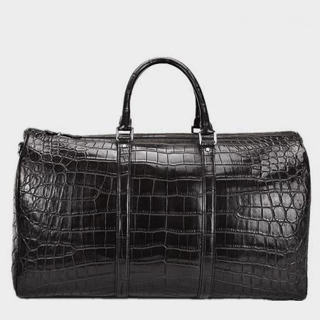 Crocodile Duffle Bag, Alligator Duffle Bag-2