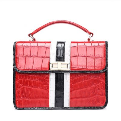 Fashion Alligator Cross-body Purse Shoulder Bags