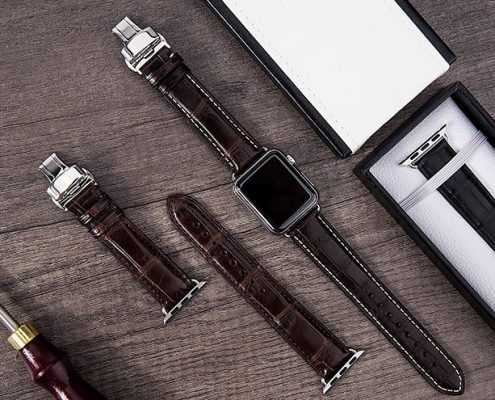 Best Apple Watch Bands-BrownBest Apple Watch Bands-Brown