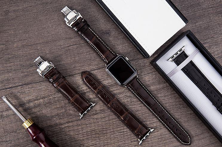 Best Apple Watch Bands-BrownBest Apple Watch Bands-Brown