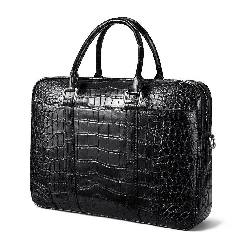 alligator briefcase-2018 new