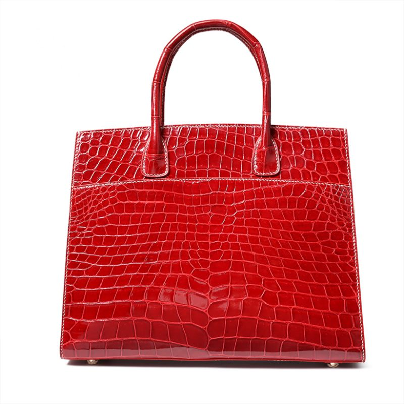 crocodile skin for the handbag