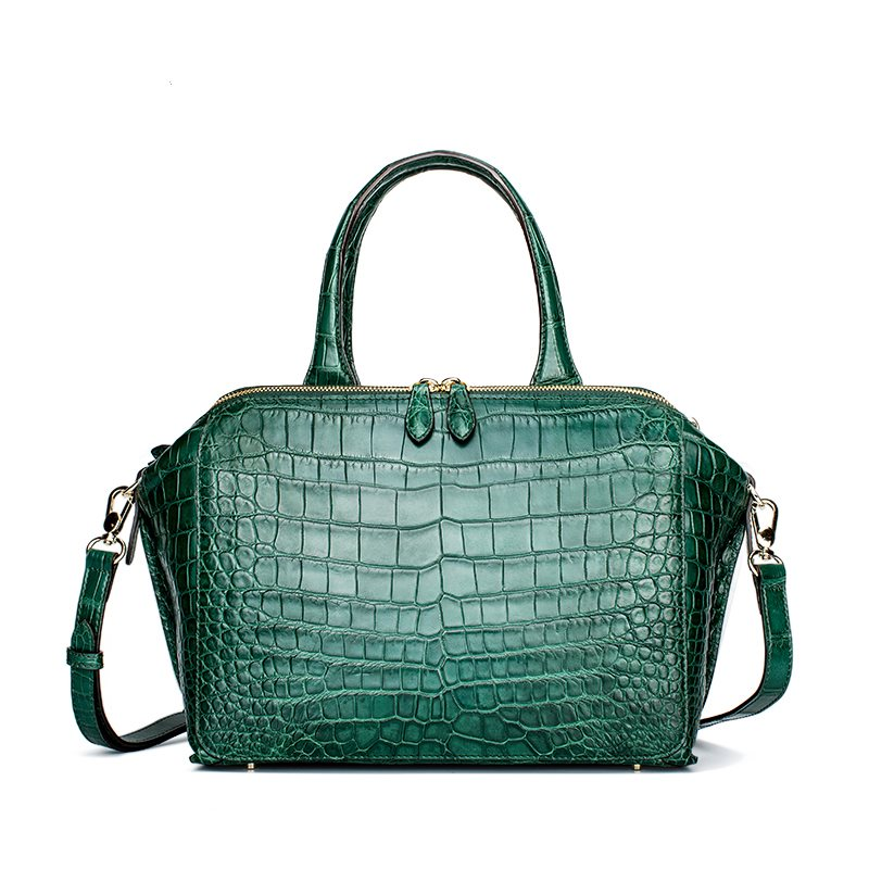 crocodile skin is best to make the handbag