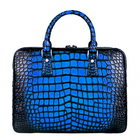 Alliagtor Business Bag Designer Alligator Briefcase