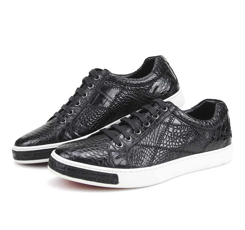 Best Luxury Alligator Sneakers for Men