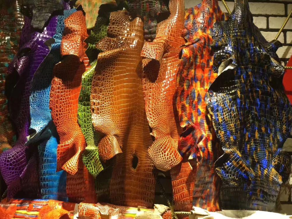 Crocodile Leather-BRUCEGAO
