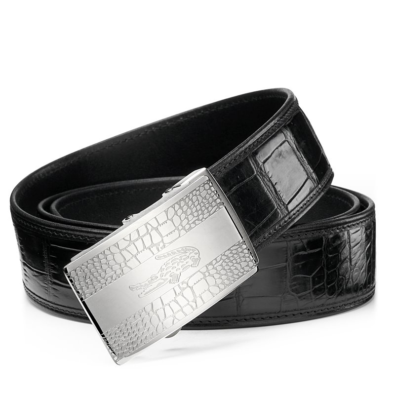 The Luxury Crocodile Belts We Need from BRUCEGAO