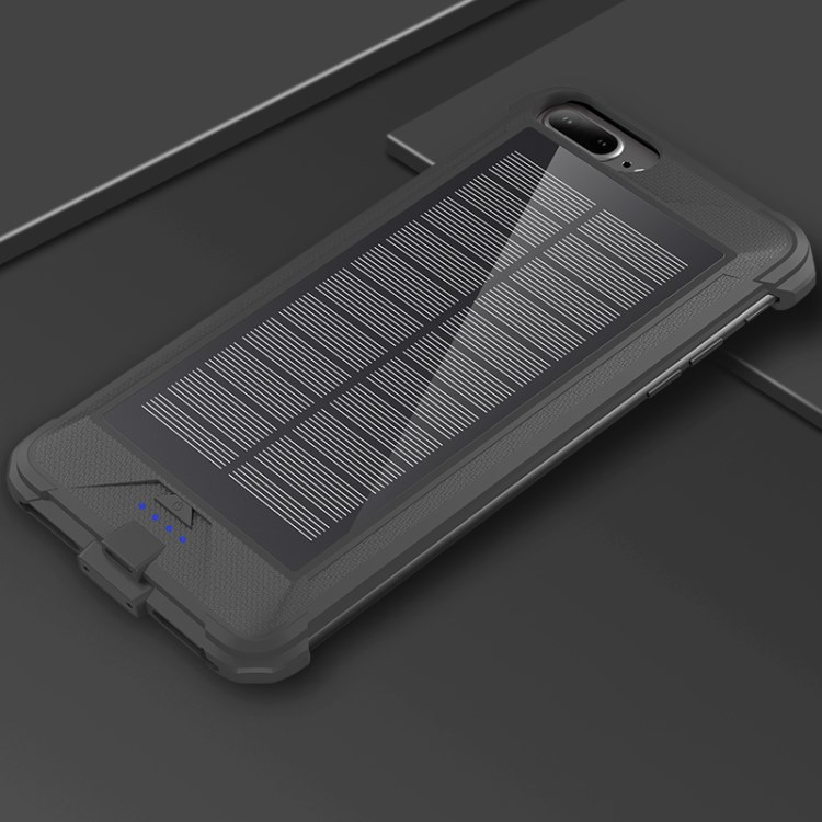 Solar Charging Cases for iPhone