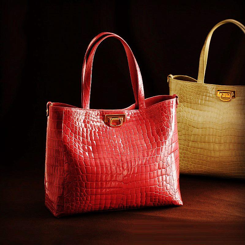 The best crocodile handbags deals for Black Friday