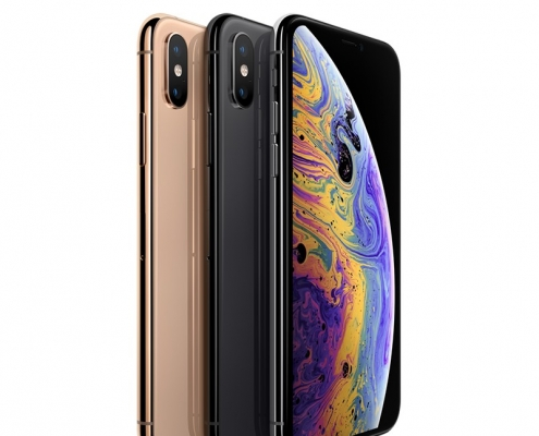 The best smartphone in 2018 - iPhone Xs Max