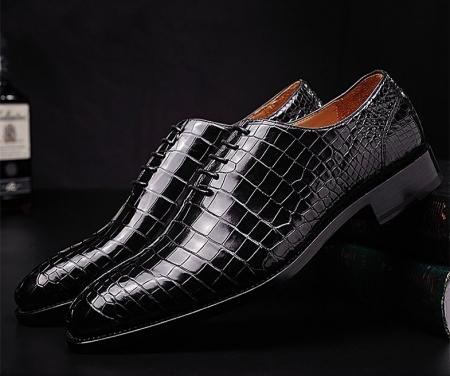 Alligator Formal Business Shoes