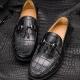 BRUCEGAO's Crocodile Shoes