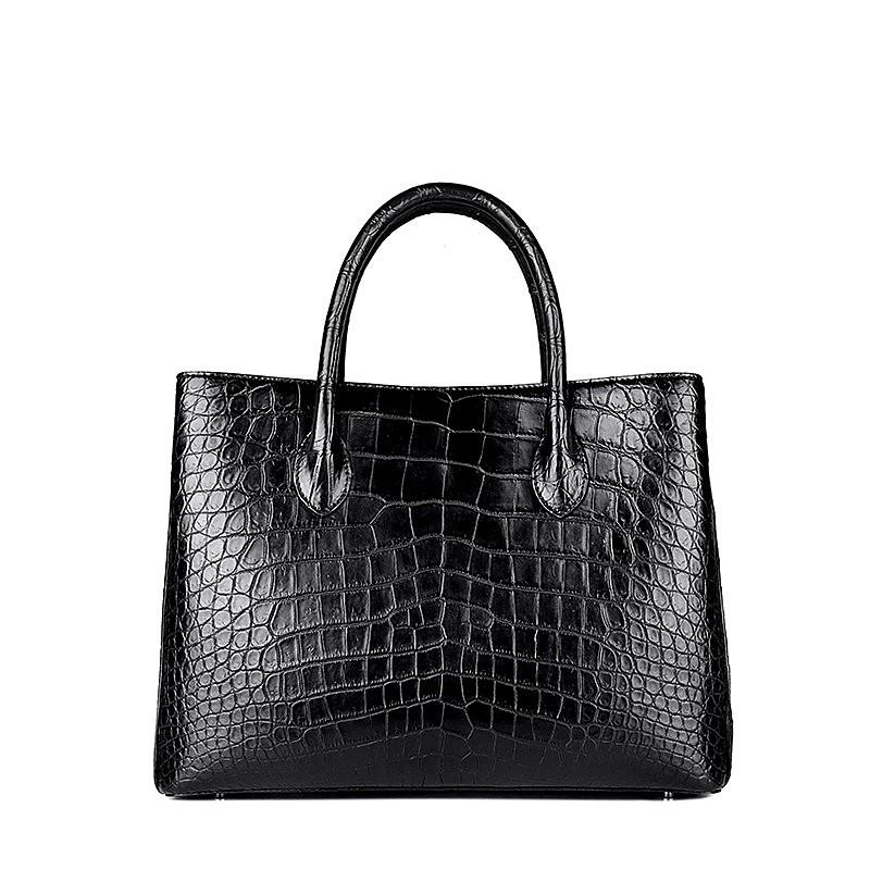 BRUCEGAO's alligator handbag