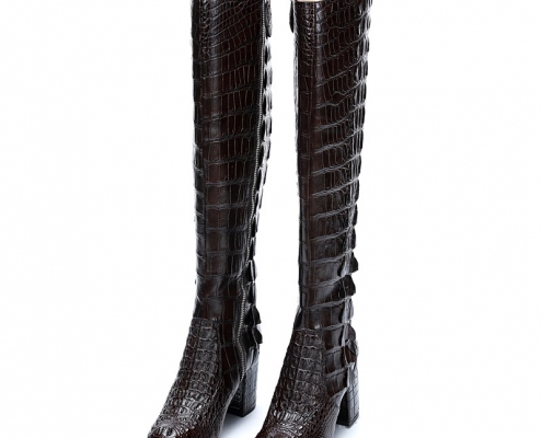 Crocodile Boots for Her