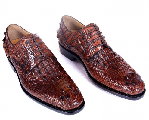 Exotic Leather Shoes