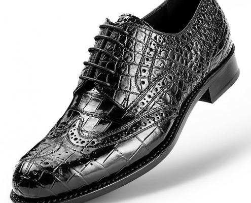 Alligator Brogues For Men