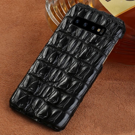 Crocodile and Alligator Galaxy S10 S10+ Case-Tail Skin