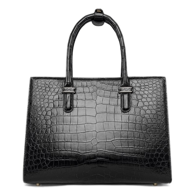 Alligator Tote Bag Alligator Shoulder Bag