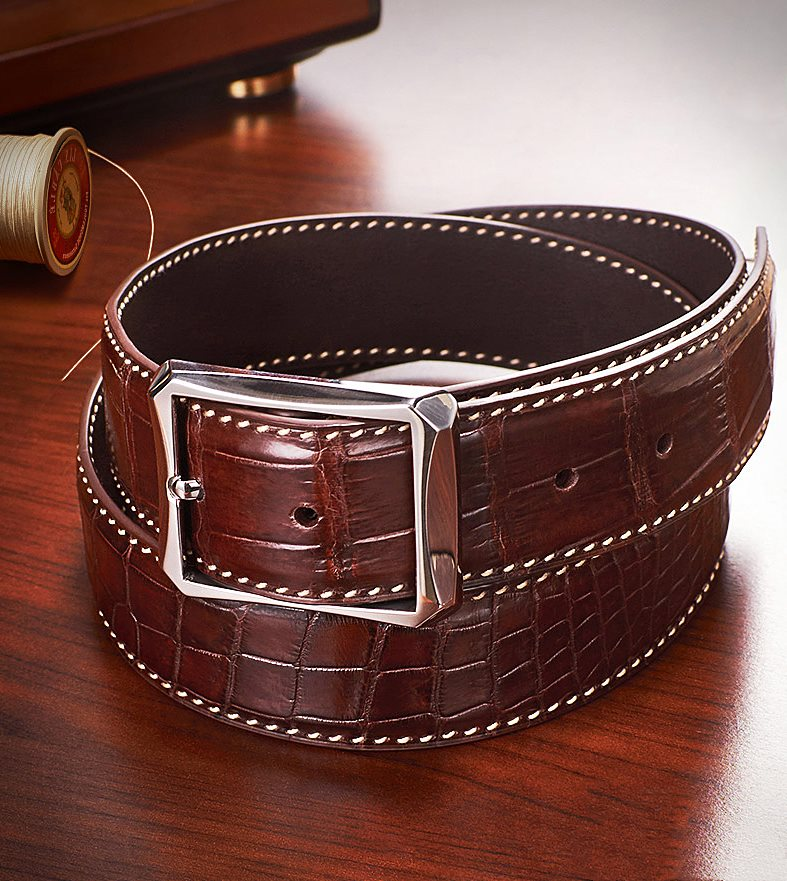BRUCEGAO's Alligator Belts