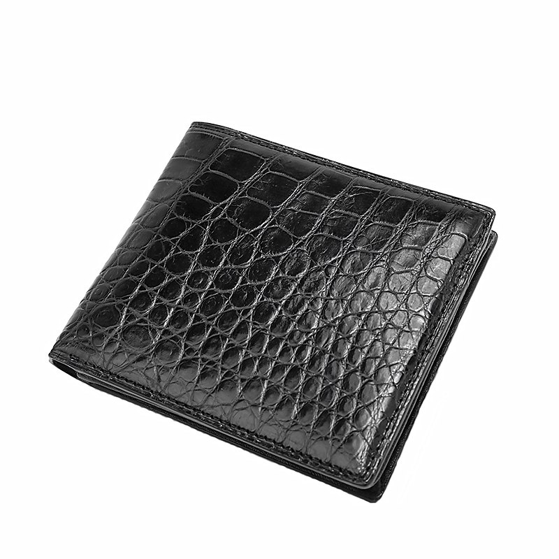 BRUCEGAOs Alligator Wallets for Father's Day