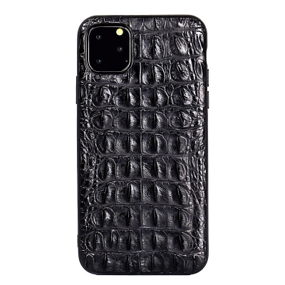Crocodile and Alligator Cases for iPhone 11 Pro, 11 Pro Max