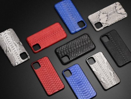 Python Snakeskin Cases for iPhone