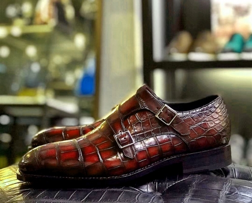 Christmas Gift ideas for Husband-Alligator Shoes