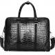 Alligator Leather Briefcase Laptop Bag Shoulder Business Bag