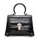Ladies Alligator Handbag Alligator Crossbody Shoulder Bag