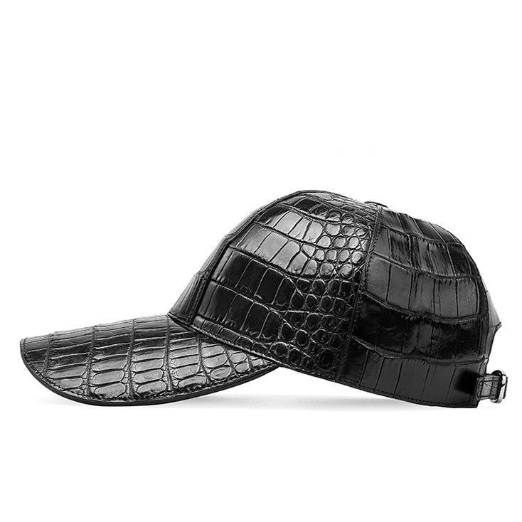 Alligator Skin Baseball Cap