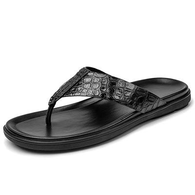 Men's Alligator Flip Flop Sandal
