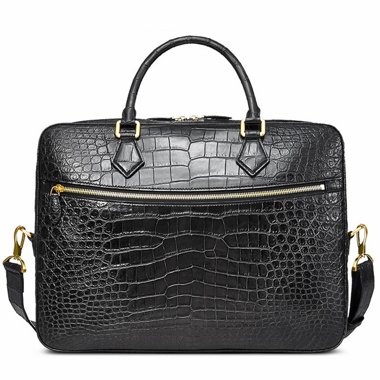 Luxury Alligator Briefcase