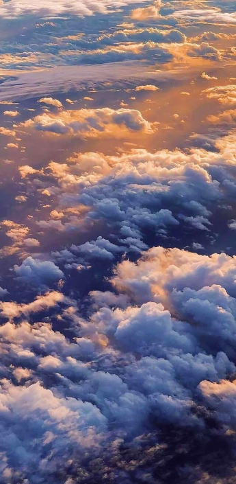 Beautiful Clouds - iPhone Wallpaper