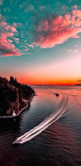 Sunset- iPhone Wallpaper