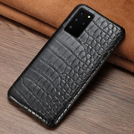 Crocodile and Alligator Cases for Samsung Galaxy S21 Ultra 5G, S21+ 5G-Belly Skin