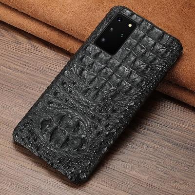 Crocodile and Alligator Cases for Samsung Galaxy S21 Ultra 5G, S21+ 5G-Head Skin