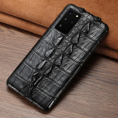 Crocodile and Alligator Cases for Samsung Galaxy S21 Ultra 5G, S21+ 5G-Tail Skin
