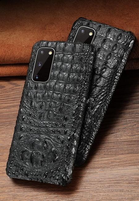 Samsung Galaxy S21 Ultra 5G, S21+ 5G Crocodile Cases