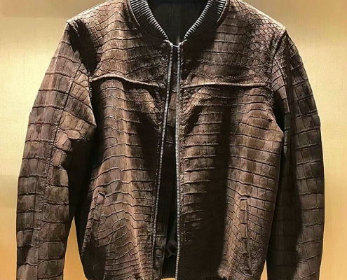 Alligator Jackets Can Make You Stand Out From The Crowd