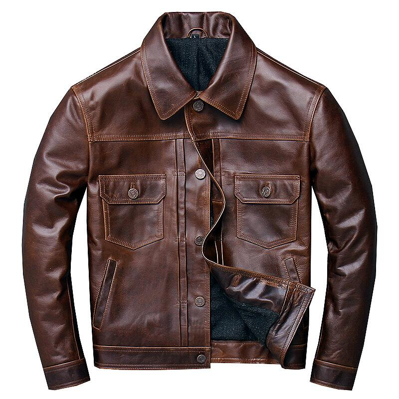 Leather Jacket Can Protect You in Bad Weather